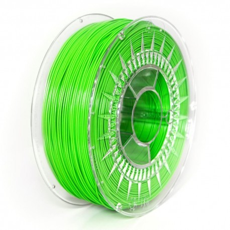 abs+ 1.75mm svetlo zeleni filament