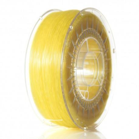 abs 1.75mm svetlo žuti transparentni filament za 3D štampač
