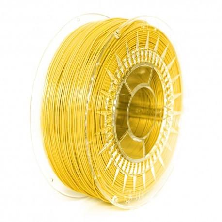 pla 1.75mm svetlo žuti filament za 3D štampač