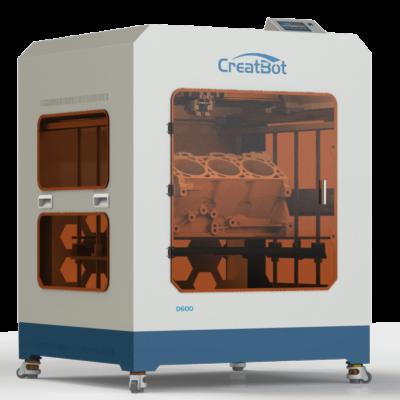 CreatBot D600 PRO – Dual Extruders