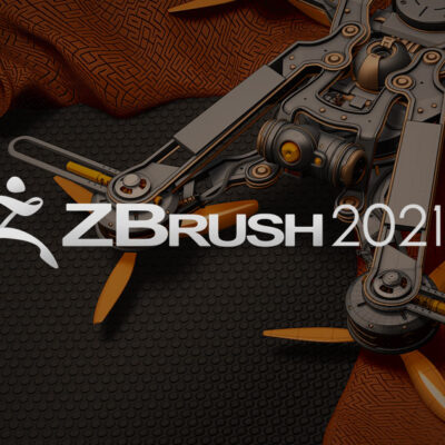 Pixologic ZBrush  2021.5 – Single licence