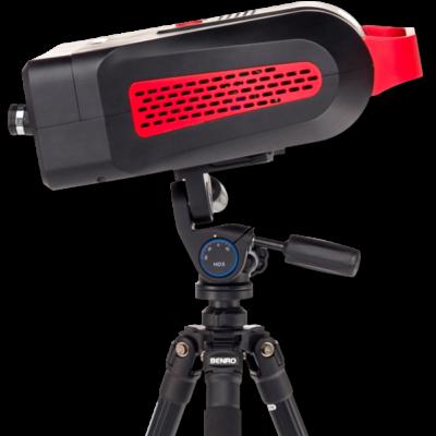 DEMO RangeVision PRO 2M 3D Skener