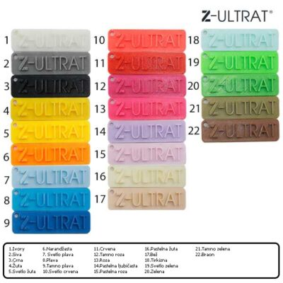 Zortrax Z-ULTRAT 1.75mm 800g Ivory