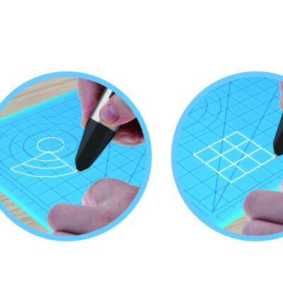 Silikonska podloga za 3D crtanje