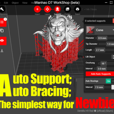 Dva resina – gratis workshop softver