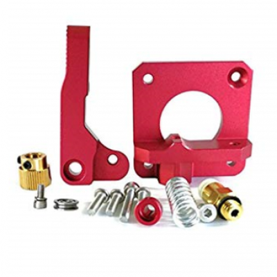 MK8 CR10 Red Metal Extruder Kit
