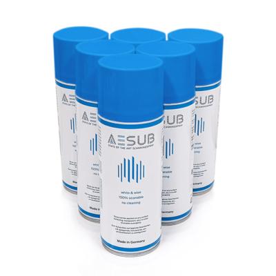 AESUB blue 3D sprej za skeniranje