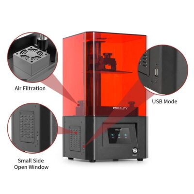Creality LD-002H mSLA (UV Monochrome LCD)