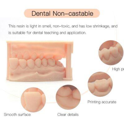 Anycubic Dental Model UV Resin 0,5L – boja kože (SKIN)