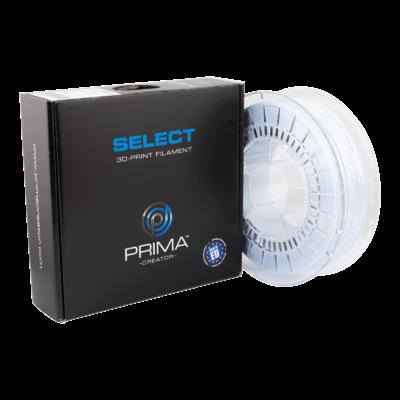 PrimaSelect PLA GLOSSY 1.75mm 750g BELA (POLAR WHITE)