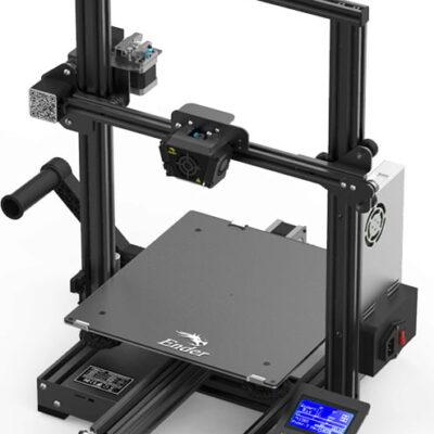 ENDER 3 MAX + POKLON Creality WI-FI BOX